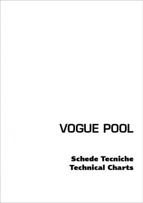 Vogue Pool Technical Data Sheet