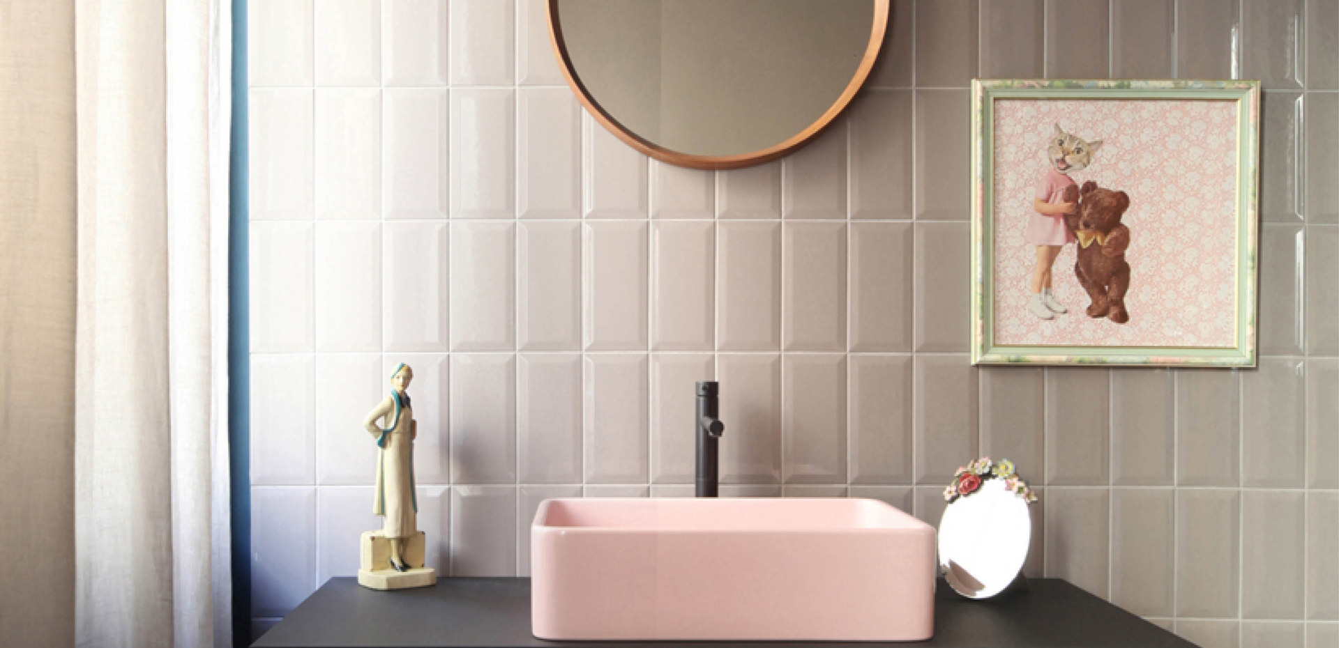 Ceramica Vogue Trasparenze Bisello Vogue System Tiles