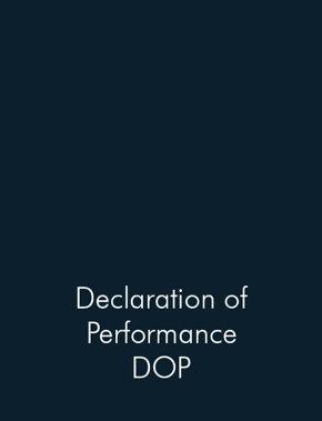 Declaration of Performance DOP