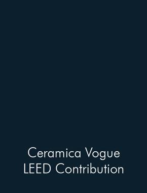 Ceramica Vogue LEED contribution