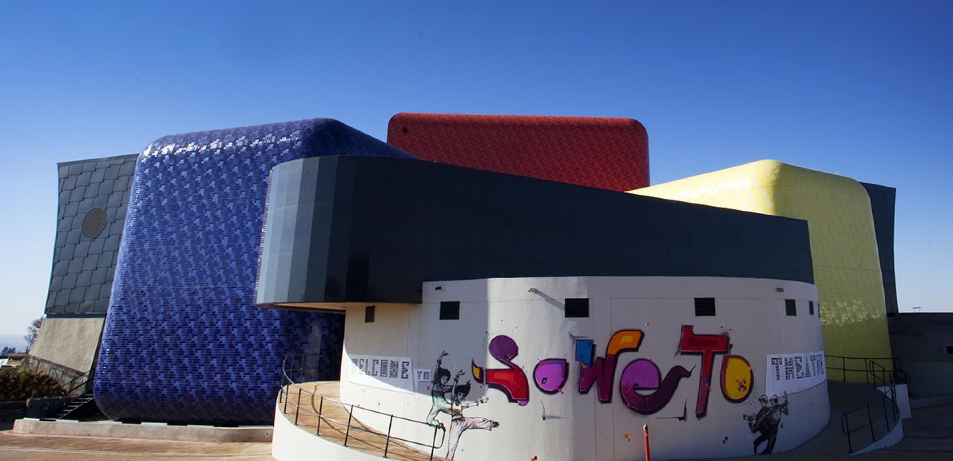 Soweto Theatre - Johannesburg Sud Africa