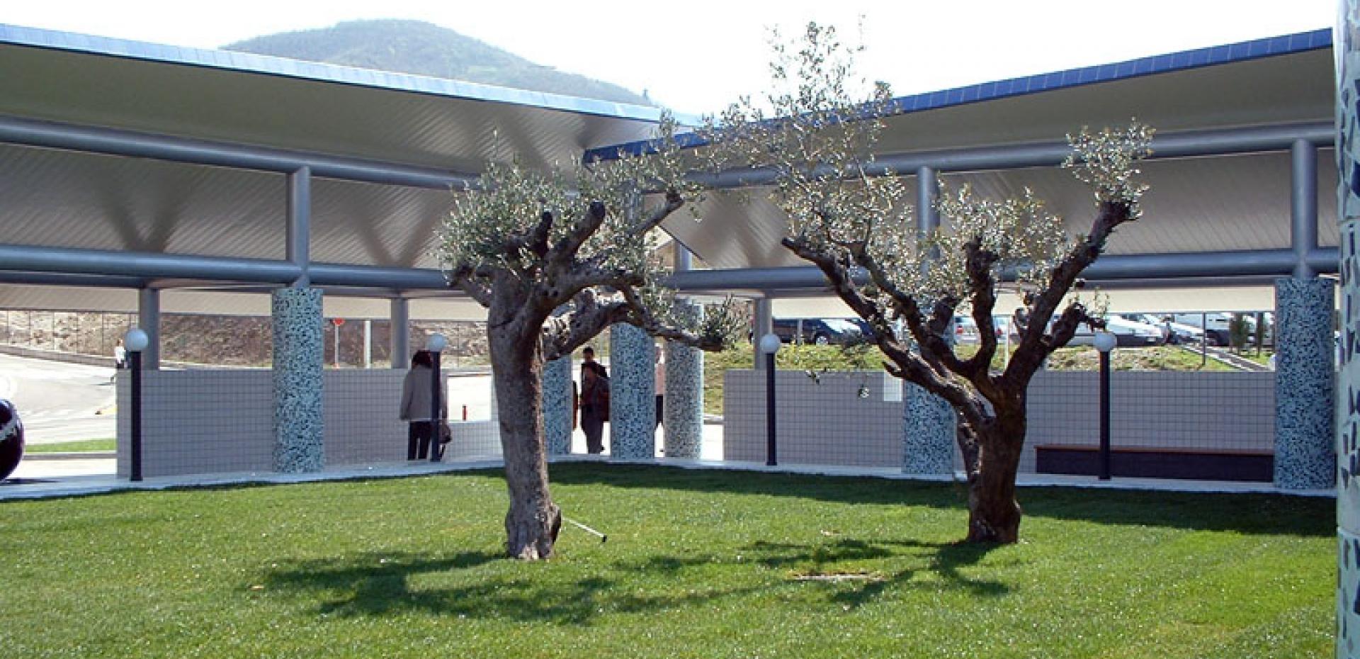 Chiostro della Pace - Università di Fisciano - Salerno (SA)