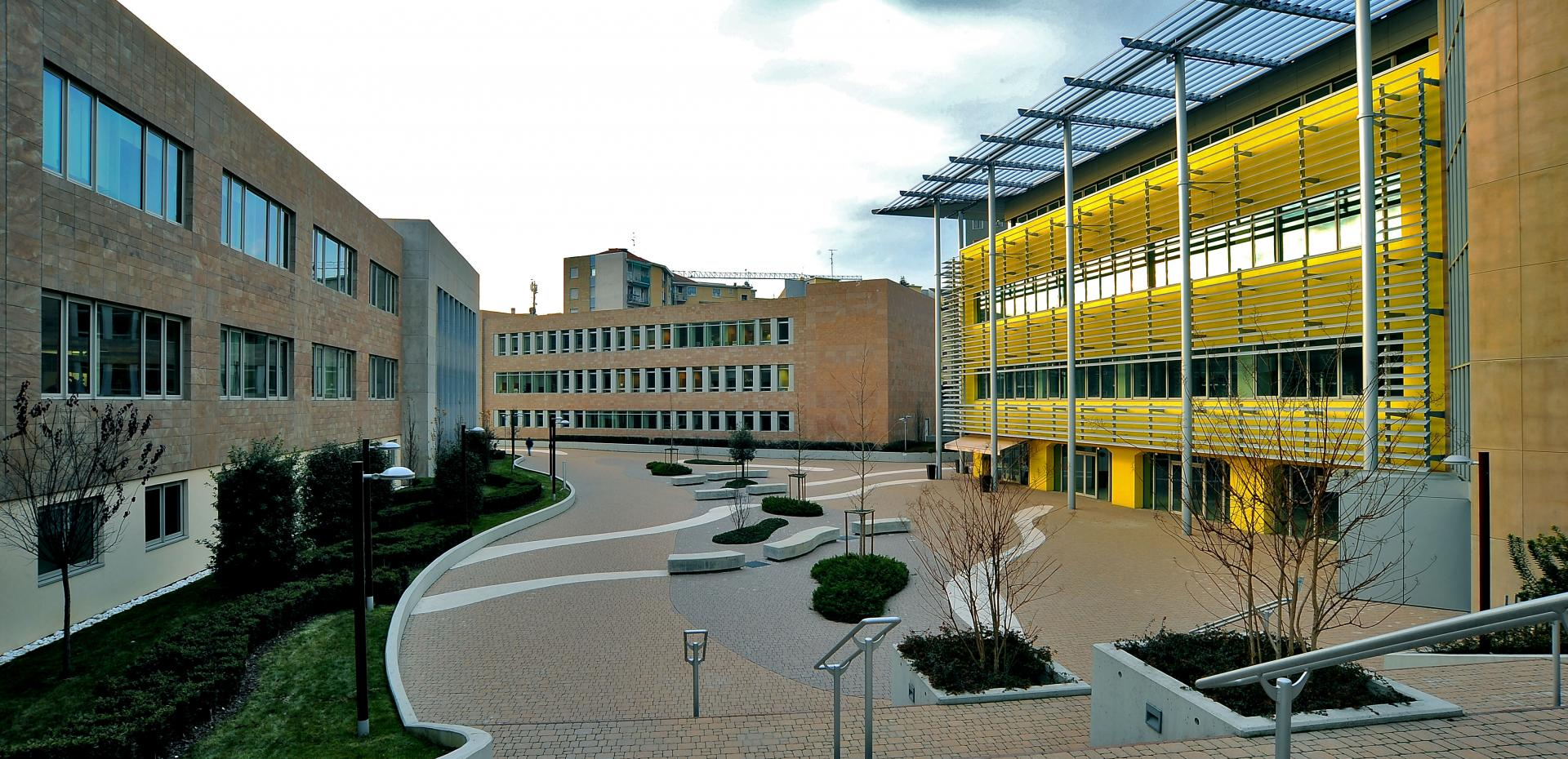 Palazzine per uffici Metrocomplex (MI)